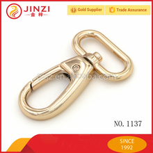 Handbag purse snap hook,metal fittings for handbags