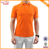 China Factory Cotton Spandex Plain T shirts Custom Man Polo T-shirt