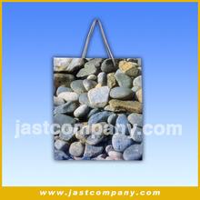 Peaceful musical Plain Tote Bag with Logo Printing