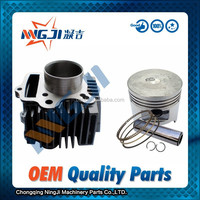 Motorcycle Parts ,Engine Parts ,High Quality Motorcycle Cylinder kit use for Honda Win100; 50 mm Diameter ,Hot Sell.