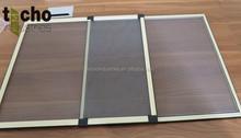 European popular aluminum sliding insect screen window