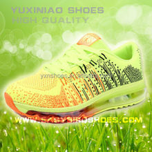 autumn men sport shoes running brand for male, adults fly fabric running shoe sneaker good quality