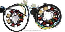 GY6 Motorcycle Alternator Stator and Rotor