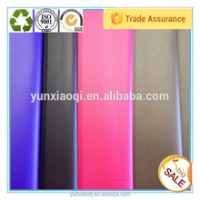 600D PU surface PVC coated polyester oxford fabric