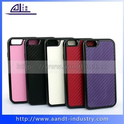 2015 new arrived nice fit well 2in1 TPU + PC phone case for iphone 6