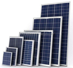 polycrystalline solar panel 100w the lowest price solar panel