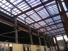 low cost light steel frame workshop