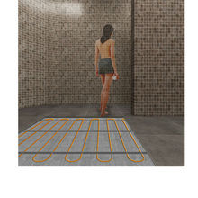 Home Bathroom Floor Space Heating System with CE GOST TUV