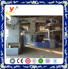 China textile carding/ cotton opening machine/sheep wool combing machine