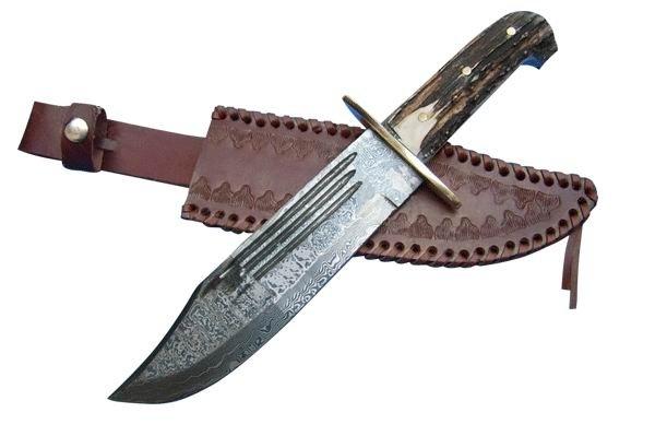جميلة دمشق باوي السكين