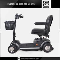 small shoprider three wheeled BRI-S07 how to make electric cars