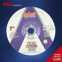 Good quality and free sample abrasive tool, abrasive metal grinding wheel