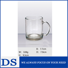 Alta calidad taza de vidrio para café / agua / té