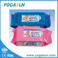 made in china cheap face tissue cleansing wet wipes for baby