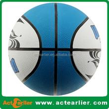 cheap high quality custom mini rubber basketball