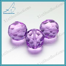 Buying Faceted Lavender Crystal Glass Bead, glass beads