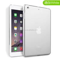 Soft TPU case for iPad mini for case back cover
