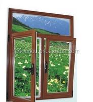 Thermal Break Material Brand New Green Aluminum Tilt And Turn Windows Gernan HardwareNZ Fodoudou Aluminium Sliding Window
