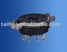 industrial socket,electric socket/relay base