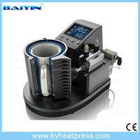 Mini Pneumatic Heat Press Mug Machine For 11OZ Mug /Cup Tshirt Heat Transfer