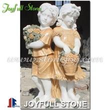 jardín <span class=keywords><strong>de</strong></span> <span class=keywords><strong>mármol</strong></span> <span class=keywords><strong>de</strong></span> la escultura <span class=keywords><strong>estatua</strong></span> <span class=keywords><strong>de</strong></span> niño y niña