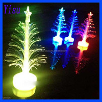 Color Changing LED Light crystal table lamp christmas tree decoration
