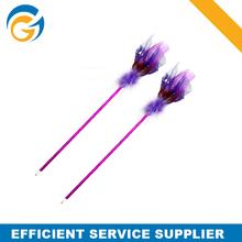 Purple Flower Top Small Thin OEM Cross Ballpoint Pen Refill Ball Point Pen