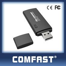 COMFAST CF-912AC cheap dual band wifi software wireless pci usb lan adapter