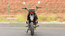 Motorcycle good quality 110cc mini chopper bike