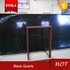 Big manufacturer in China black quartz countertop