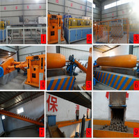 Fully automatic production line of steel grinding ball for ball mill