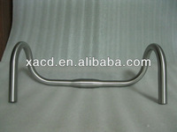 XACD hot sell!!!Titanium road handlebar Gr.9 road handle bar