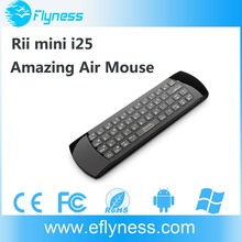 Rii Mini i25 Wireless Keyboard with Air Mouse for Smart TV M8 CS918 M8S WINTEL