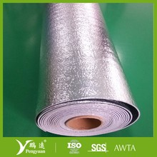 3 mm thickness Aluminum Foil EPE Foam Insulation Mat