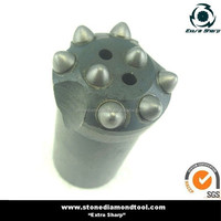 Taper Carbide Button Quarry and Mining Hard Rock Drilling Bits
