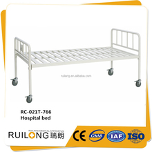 RC-021T-766 The best selling hospital and home use bed single metal bed frame