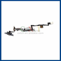 Volume Control Power Switch On and Off Key Flex Ribbon Cable Replacement for iPad 2