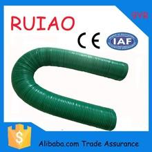 Flexible de recolección de polvo de la manguera/la primavera de polvo de tubos