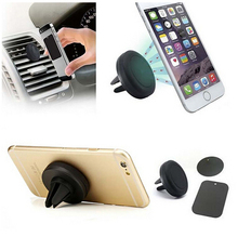 New Popular Universal Windshield Magnetic Air Vent Car Mount Holder forAll Mobile phone and GPS