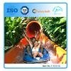 Inflatable waterslide Raft for waterpark fun