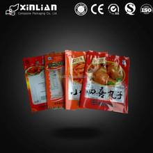 High temperature Vacuum Packing bags for food meat/plastic food grade bags