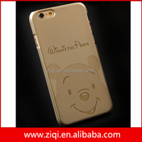 Ultra Thin pc cartoon case for iphone 6 plus, for iphone 6 plus cartoon case