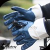 SRSAFETY jersey shell open back heavy duty nitrile winter work gloves