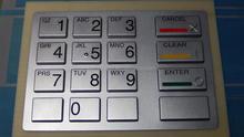2015 new design Pinpad Overlay ATM Pinpad ATM Keypads ATM Parts