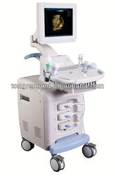 3d ultrasound color doppler 4D ultrasound machine with CE4d ultrasound scanner