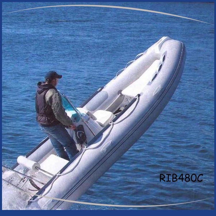 RIB480C AT SEA-02