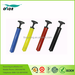Ball pump / mini pump / hand pump Mini Manual Air Pump for balls and inflatable