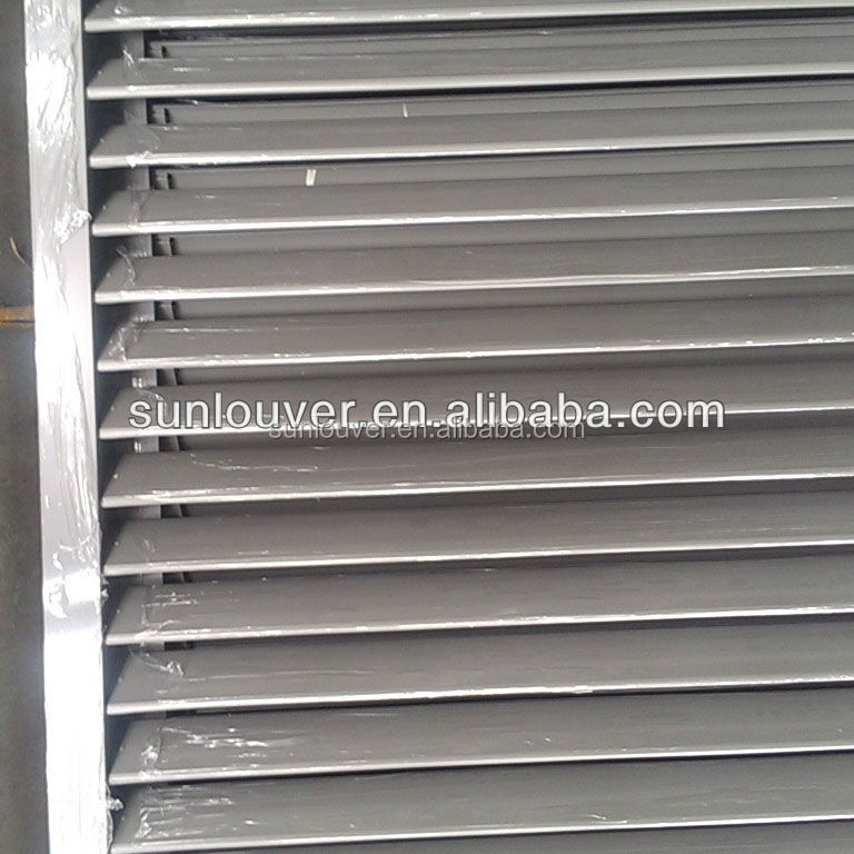 Exterior Aluminum Ventilation Air Conditioner Louver Buy Air Conditioner Lo