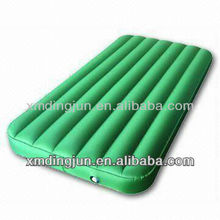 Inflatable Air Bed with Nylon Coating, Measures double air mattress,Green air bed