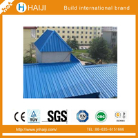 Specializing in the production of mobile room corrugated plate raw materials